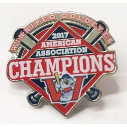 2017 CHAMPIONSHIP PIN