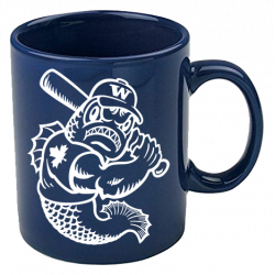 GOLDEYES COFFEE MUG