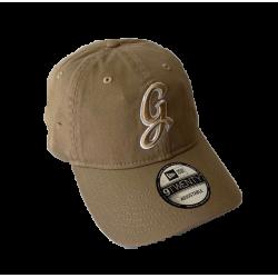 KHAKI SLOUCH CAP